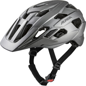 Alpina Anzana L.E. Bike Helmet silver
